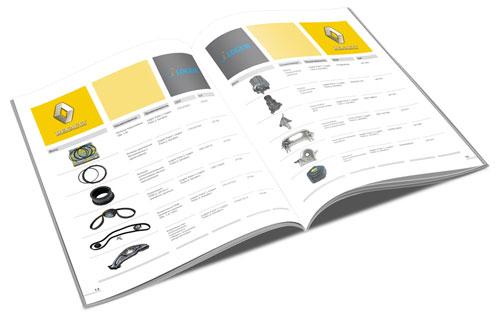 Разработка каталогов журналов. допечатная подготовка