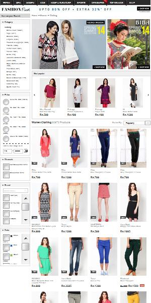 Как создать интернет магазин для продажи одежды и обуви?